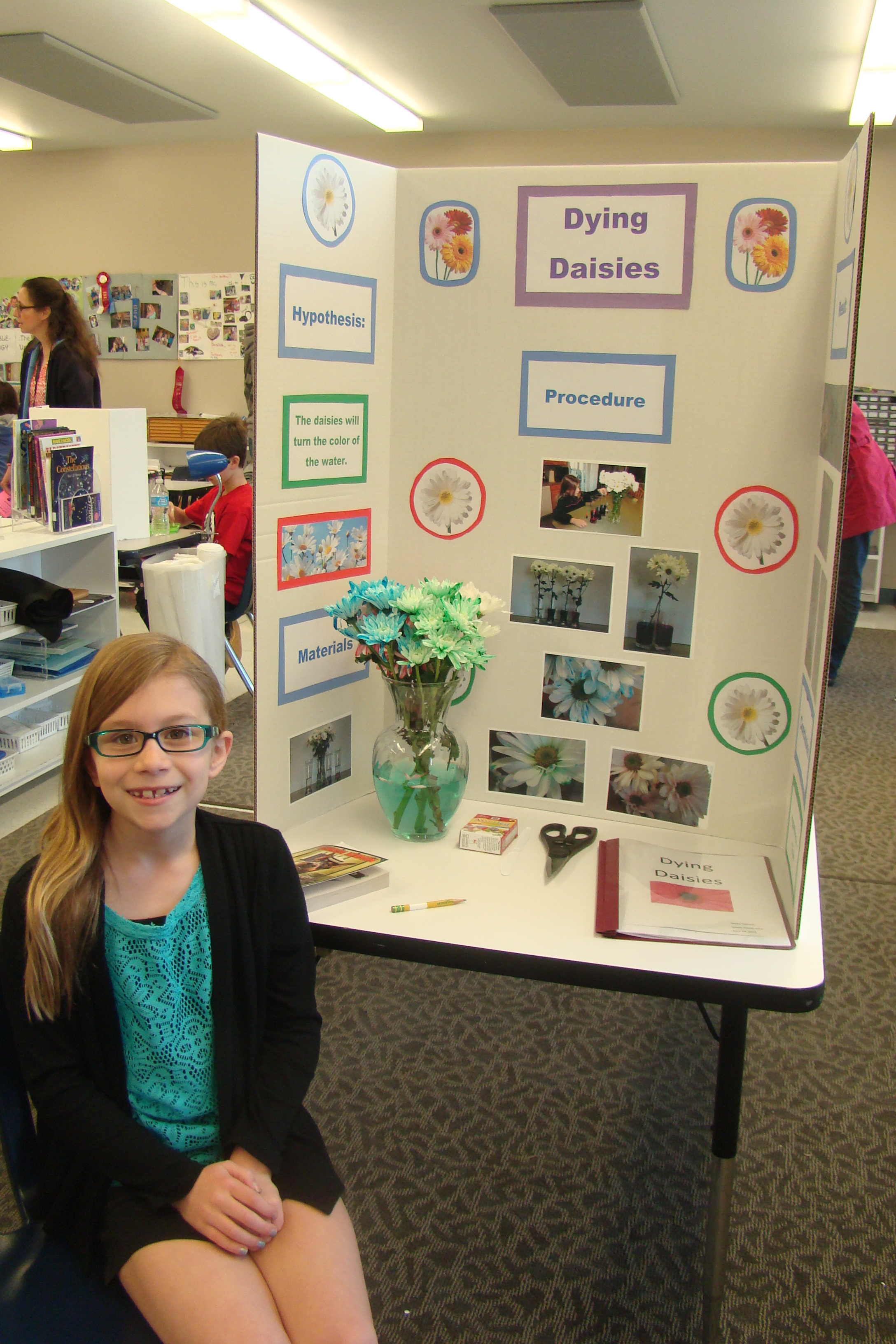 Science fair research project